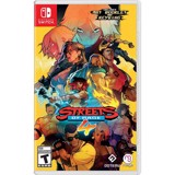 SW193 - Streets of Rage 4 cho Nintendo Switch