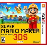 126 - SUPER MARIO MAKER FOR NINTENDO 3DS