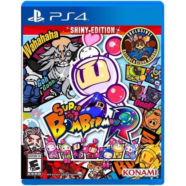 PS4367 - Super Bomberman R (Shiny Edition) cho PS4 PS5