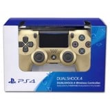 DUALSHOCK 4 GOLD - WIRELESS CONTROLLER CHO PLAYSTATION 4