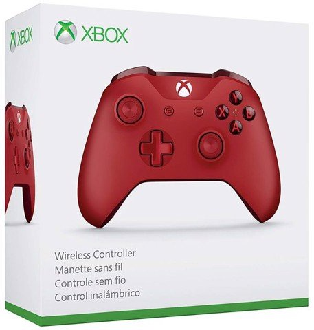 PCA08 - Tay cầm Xbox One Wireless Controller - Red