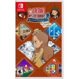 SW166 - Layton's Mystery Journey: Katrielle and the Millionaires' Conspiracy - Deluxe Edition cho Nintendo Switch