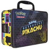 PT45 - Thẻ bài Pokemon Detective Pikachu Collector Chest