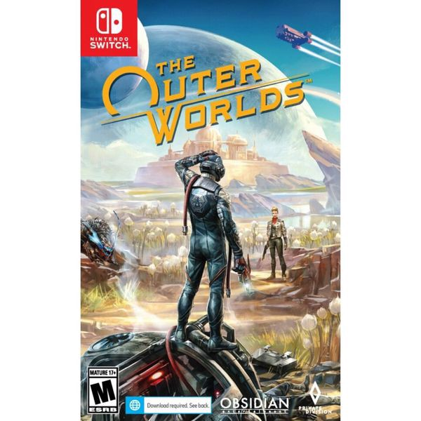 SW188 - The Outer Worlds cho Nintendo Switch