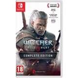 SW137 - The Witcher 3 Wild Hunt cho Nintendo Switch (Complete Edition)