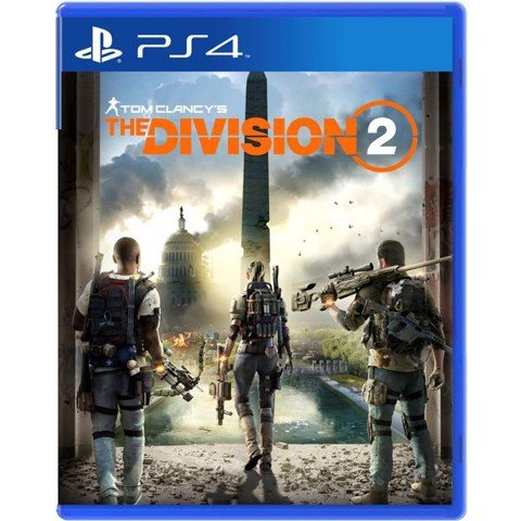 PS4325 - Tom Clancy's The Division 2 cho PS4