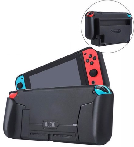 Case ốp TPU Grip BUBM cho Nintendo Switch