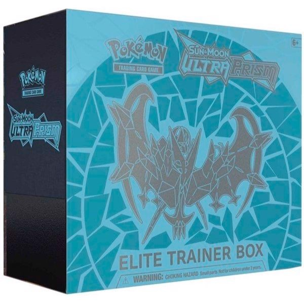 PE19 - Ultra Prism Elite Trainer Box (Dawn Wings Necrozma) (Pokémon TCG)