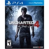 PS4123 - UNCHARTED 4: A THIEF'S END