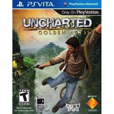 V002 - UNCHARTED: GOLDEN ABYSS (US)