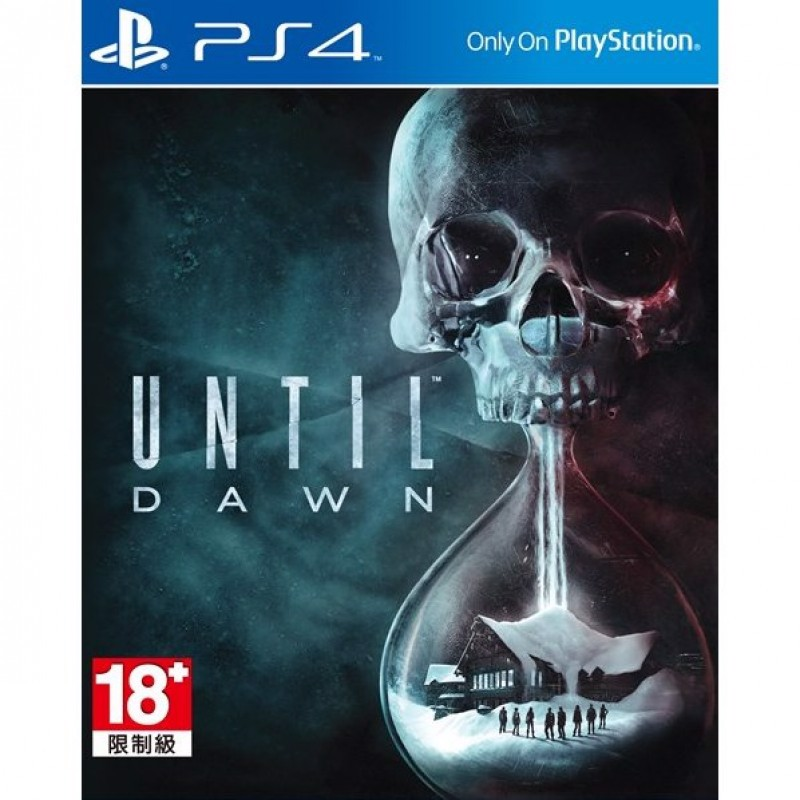 PS4092 - UNTIL DAWN