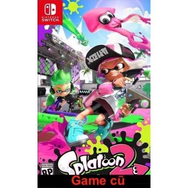Splatoon 2 [Second-hand]