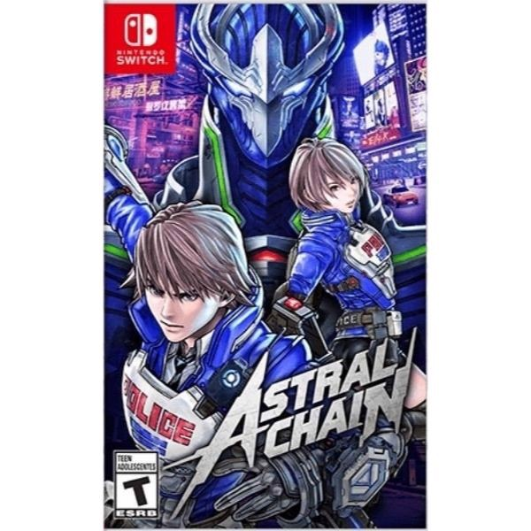 SW120 - Astral Chain cho Nintendo Switch