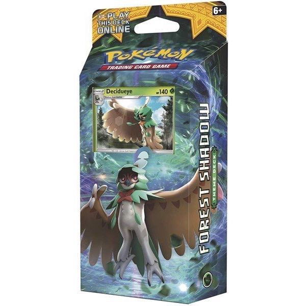 PD33 - FOREST SHADOW THEME DECK (POKÉMON TRADING CARD GAME)