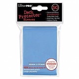 DECK PROTECTOR SLEEVES STANDARD (LIGHT BLUE)