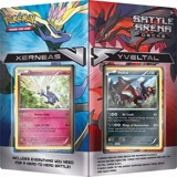 PD12 - XERNEAS VS. YVELTAL BATTLE ARENA DECKS (POKÉMON TRADING CARD GAME)
