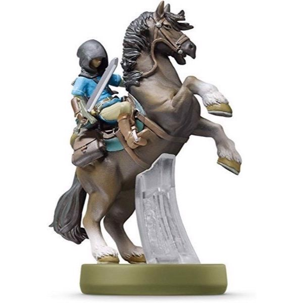 Link (Rider) amiibo (Zelda Breath of the Wild)