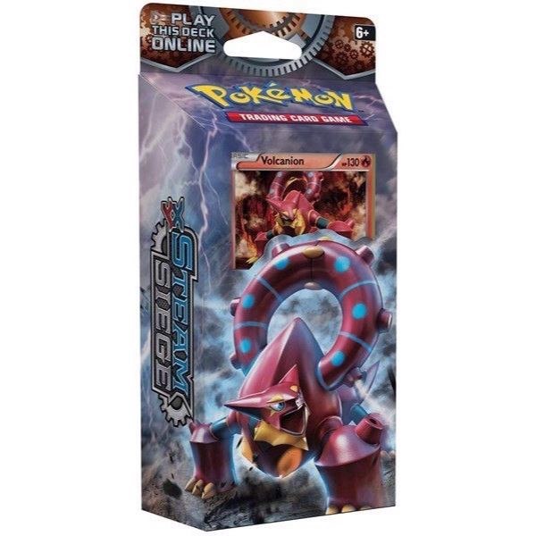 PD25 - GEARS OF FIRE THEME DECK (POKÉMON TRADING CARD GAME)