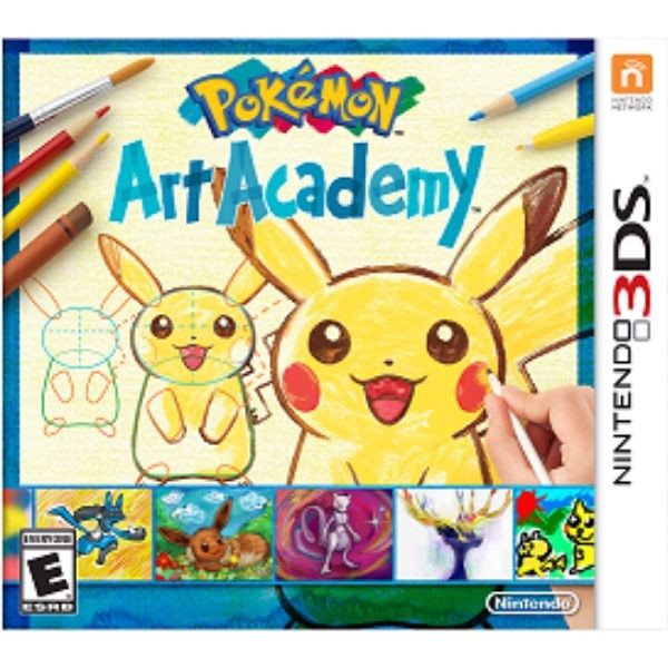 077 - POKEMON ART ACADEMY