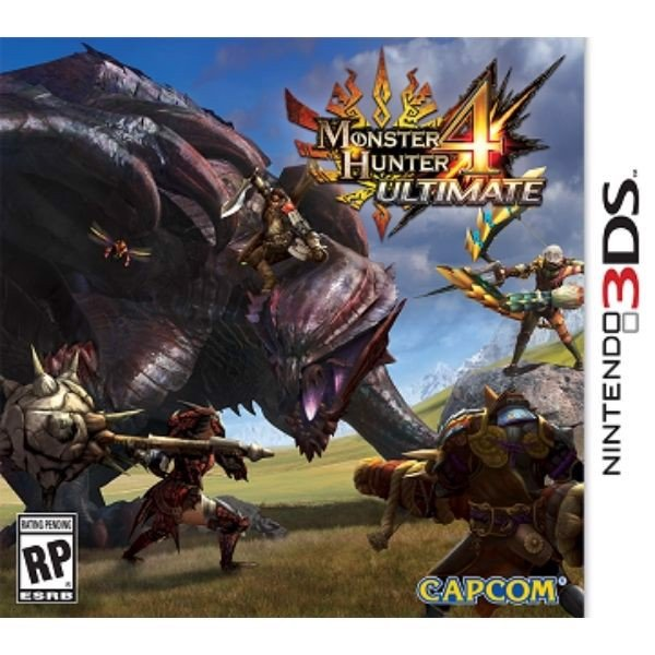 087 - MONSTER HUNTER 4