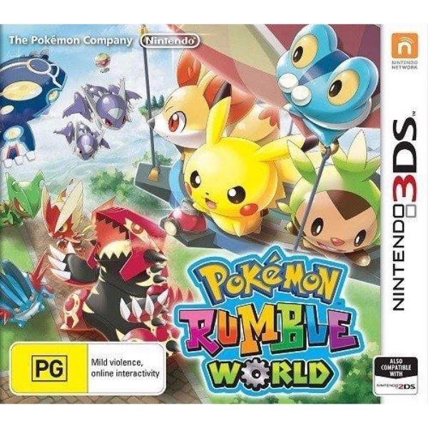 115 - POKEMON RUMBLE WORLD