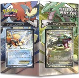 PD27 - RAYQUAZA VS. KELDEO BATTLE ARENA DECKS (POKÉMON TRADING CARD GAME)