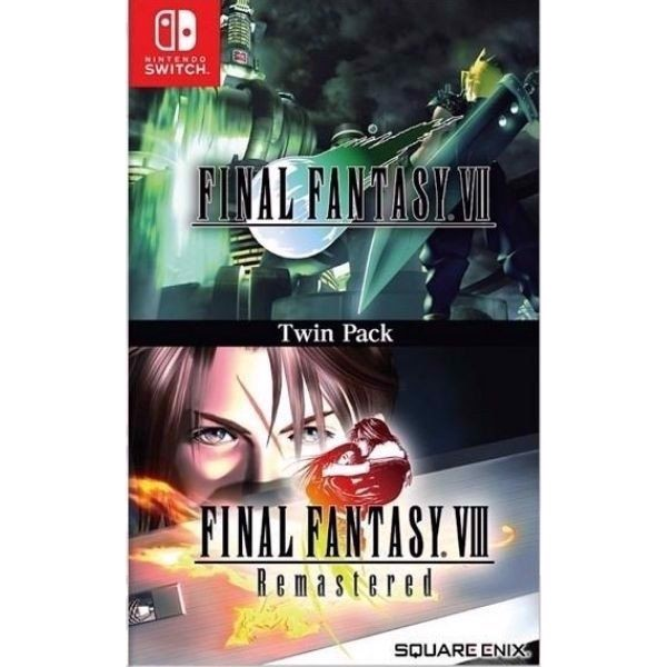 GSW149 - Final Fantasy VII + VIII cho Nintendo Switch