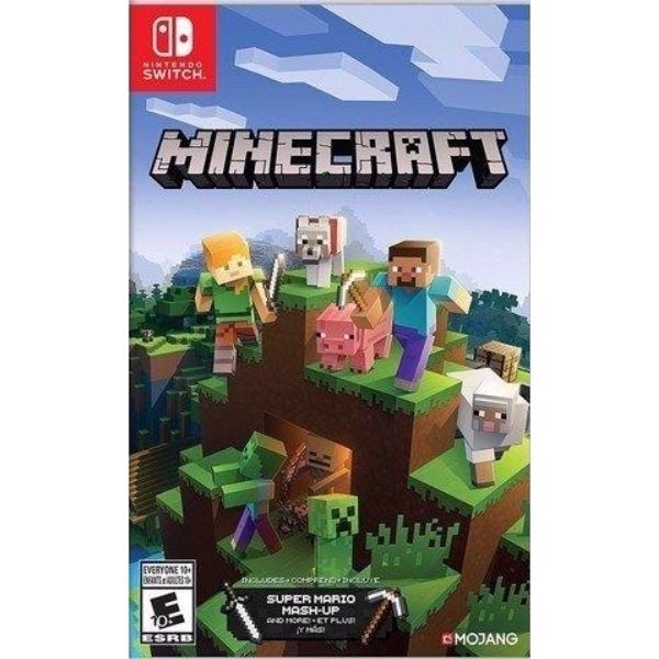 SW051 - Minecraft cho Nintendo Switch