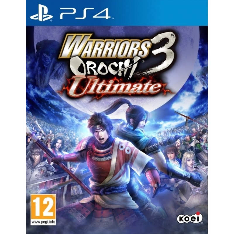 PS4027 - WARRIORS OROCHI 3 ULTIMATE