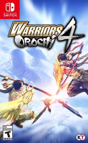 SW071 - Warriors Orochi 4 cho Nintendo Switch