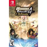SW154 - Warriors Orochi 4 Ultimate cho Nintendo Switch