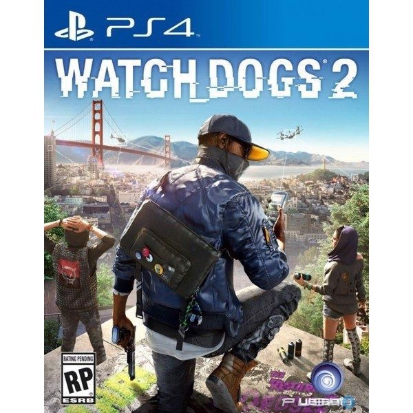 PS4247 - Watch Dogs 2
