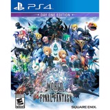PS4151 - WORLD OF FINAL FANTASY