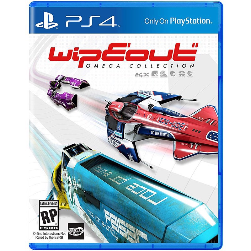 PS4215 - WIPEOUT OMEGA COLLECTION