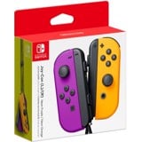 Joy-Con Controller Set (Neon Purple + Neon Orange) cho Nintendo Switch chính hãng