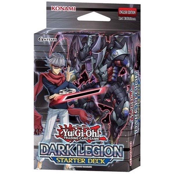 Y22 - DARK LEGION STARTER DECK (TCG)
