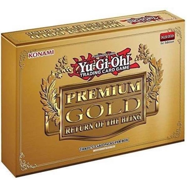 Y28 - PREMIUM GOLD 2: RETURN OF THE BLING (TCG)