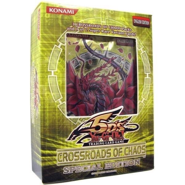 Y53 - CROSSROADS OF CHAOS SPECIAL EDITION (TCG)