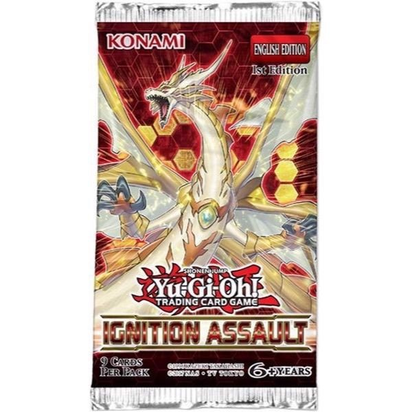 YG061 - Thẻ bài Yugioh Ignition Assault