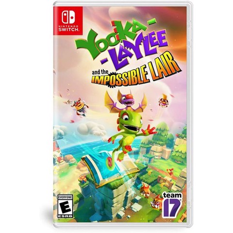 SW142 - Yooka-Laylee and the Impossible Lair cho Nintendo Switch