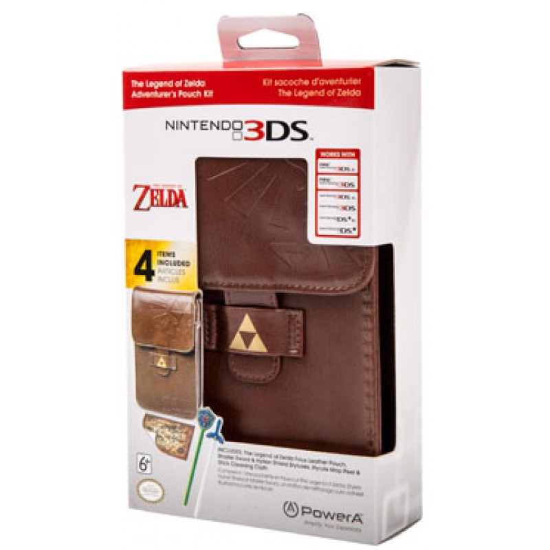 THE LEGEND OF ZELDA ADVENTURER'S POUCH