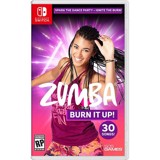 GSW147 - Zumba Burn It Up! cho Nintendo Switch