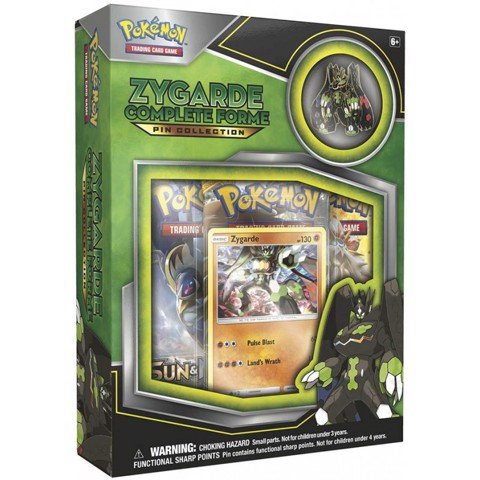 PB50 - ZYGARDE COMPLETE COLLECTION (POKÉMON TRADING CARD GAME)