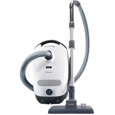 Máy hút bụi Miele Classic C1 Jubilee EcoLine trắng