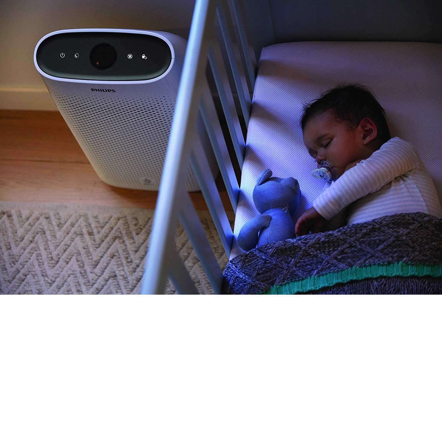Philips Air Purifier Connected AC1214/10