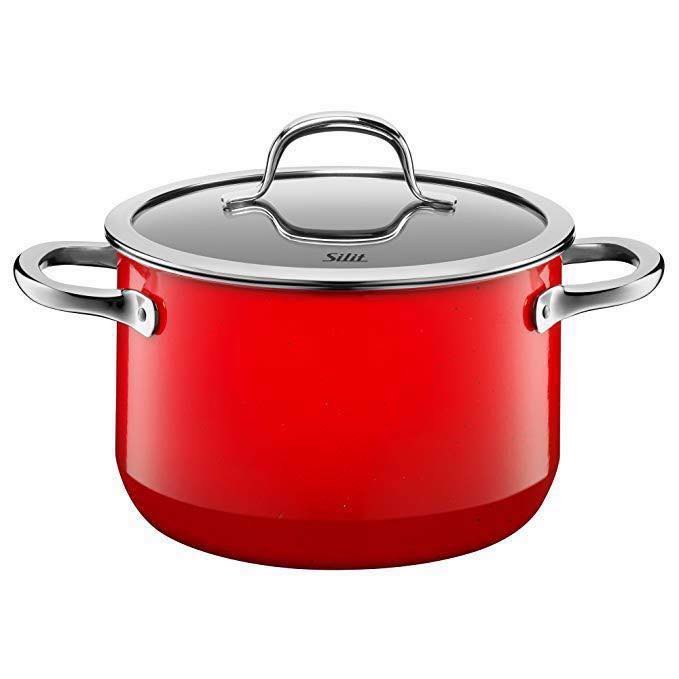 Bộ nồi Silit passion Red 4 nồi, Made in Germany