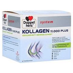 DOPPELHERZ Kollagen 11.000 Plus 30 x 25 ml 07625039