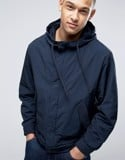 Áo khoác có mũ French Connection Hooded Parka