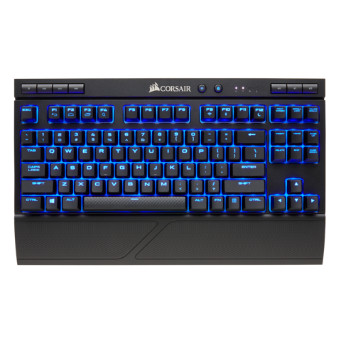 Bàn phím cơ CORSAIR K63 Wireless - Mx Red