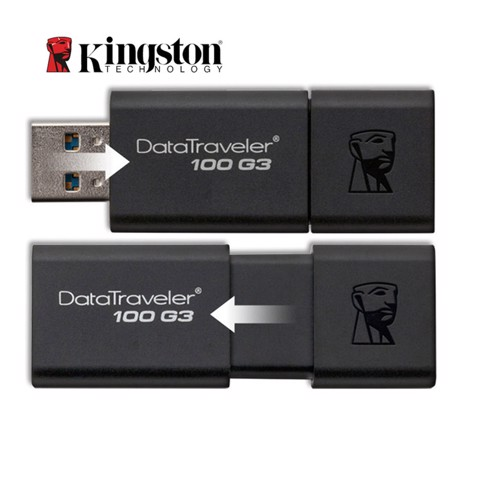 USB Kingston 16GB 3.0 DataTraveler DT100 G3